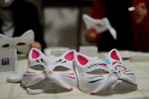 Kitsune Masks